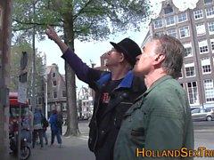 cum putain néerlandaise crémé