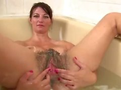 сексуальная брюнетка soape ее удивительный волосатые киски & сиськи