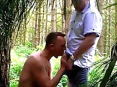 public park pair pounding porno