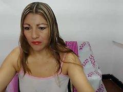Webcam busty rubia chick en vivo chat de sexo
