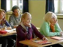 Mirja de Boes ELA geile do Sexualkunde Lehrerin