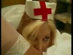 Amber Michaels and Nikki Nova Lesbian Nurses