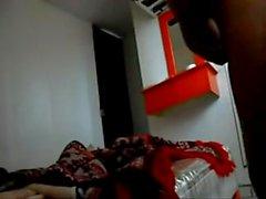 Cutie niña de Bangladesh suckng n puta con la protuberancia en el Hotel-30 minutos