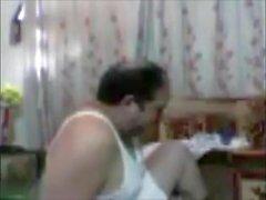 Arabic chubby pari yrittää tehdä seksiä nauha