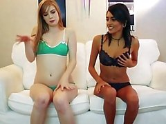 Janice Griffith und Dolly Leigh First Time Amateur Stil