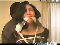 Extreme Vrouw In Spanking BDSM