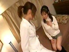 Asian japanische Lesben Anal Schwestern 02