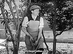Sus de Householder seduce nuevo jardinero