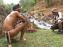 Native ass äventyr