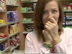 maxcuckold tjeckiska marknaden och försäljning flicka fick bonuspengar
