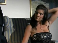Mature banged on table Yuri from dates25com
