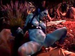 XXX Parodia Porno - Esto No Es Avatar