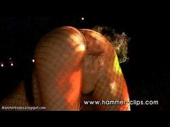 Ayla Миа & # 039_s Акробатических секс Показать