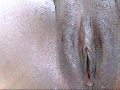 черное подростков с blackscrush демонстрирует киска за пределов