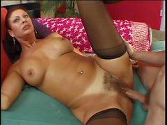 Vanessa Videl Shares Her Ass