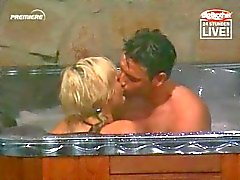 Big Brother 6. Germany Sylvia Main Seksuaaliset porealtaassa