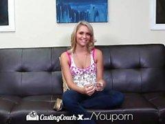 CastingCouchX With Blonde Cutie Mia Malkova