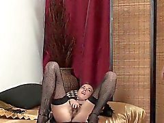 Fantastic nympho gets seduced and poked by her fella