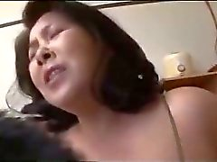 Fat Milf Getting Her Big Tits Rubbed Pussy Licked By Young Guy On The Floor In The Room