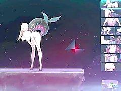 Dark Star Hentai флеш игра Часть 1