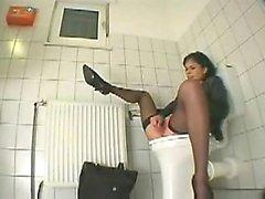 min kusinen av toaletten innan besök funktion väljer att mast
