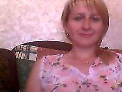 Desnudo la mujer ruso en directo
