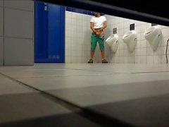 Wish to captured in airport bathroom