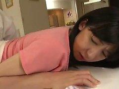 Nasty milf japansk tjej tiedtortured och knullad non stop