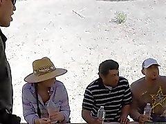 För Paisley Parkers blir det hårt från ett i Mexikanskt gränsbevakningen