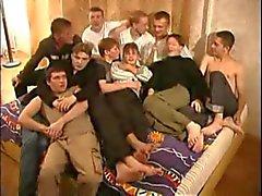 ( ГЕИ ) Русский Orgy