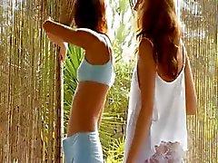 Portugiesisch Girls Vika und Natasha