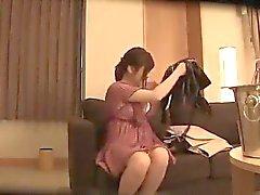 BF-354 Bondage Mädchen Titten I Cup Konvulsionen SEX Nana Aoyama