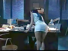 Dude neuken uw heerlijke secretaresse