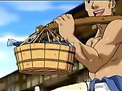 animatie anime spotprent
