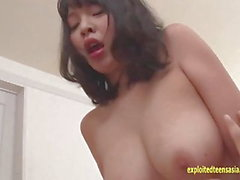 Jav Bebé Yoko Big Ass Fucks Big Tits On The Floor sin censura