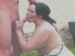 Hot Norja Amateur Brunette MILF