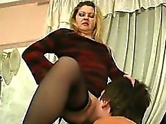 Russian Mother Fucked By Son In Law