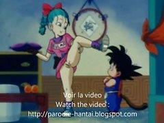 La bola del dragón a Naruto Hentai-