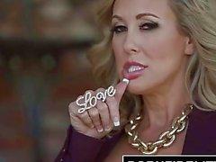 PORNFIDELITY Sıkı Bodied MILF Creampie Kraliçe Brandi Love