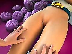 Pover Mädchen Sexy In Training - Exotische 3D hentai erwachsenen Videos