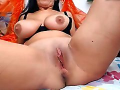 Shaved Pussy With Nicee DD