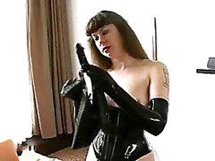 De BDSM O látex sozinho