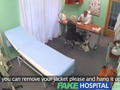 FakeHospital Hasta o bir viral hastalığın olduğuna inanıyor