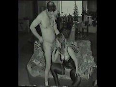 Lady Black & White Sürtük Karı