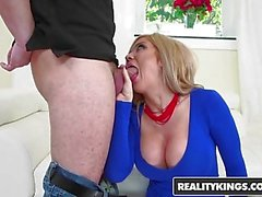 RealityKings - Big Tits Boss - Pa - Der Blow Job