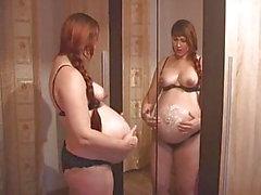 Schwangeres Solo 027