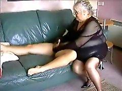 Amateur Mollige Frauen Oma abgefickt
