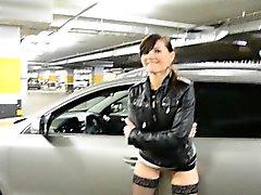 De jeny Smih al aparcamiento para coches