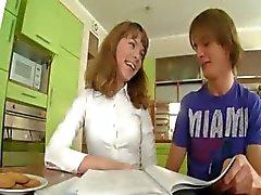 Mädchen Geschlecht auf der Küchetabelle