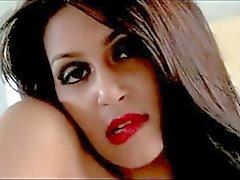 Occidentalizados paquistaní Bikini Huri pelusas a 10 en pulgadas grande nórdicas del pene